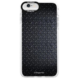 Silikonové pouzdro Bumper iSaprio - Metal 01 - iPhone 6/6S