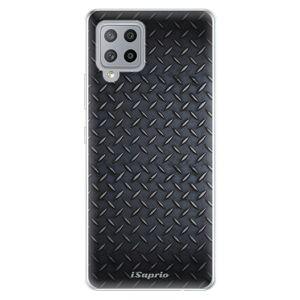 Odolné silikonové pouzdro iSaprio - Metal 01 - Samsung Galaxy A42