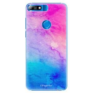 Plastové pouzdro iSaprio - Watercolor Paper 01 - Huawei Y7 Prime 2018