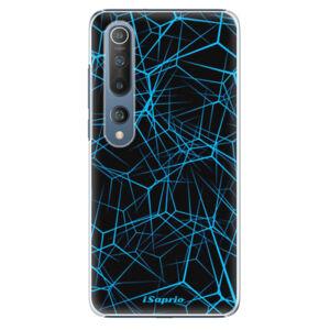 Plastové pouzdro iSaprio - Abstract Outlines 12 - Xiaomi Mi 10 / Mi 10 Pro