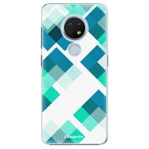 Plastové pouzdro iSaprio - Abstract Squares 11 - Nokia 6.2
