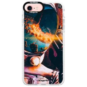 Silikonové pouzdro Bumper iSaprio - Astronaut 01 - iPhone 7