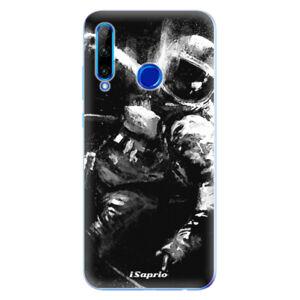 Odolné silikonové pouzdro iSaprio - Astronaut 02 - Huawei Honor 20 Lite