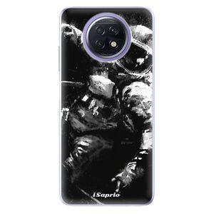 Odolné silikonové pouzdro iSaprio - Astronaut 02 - Xiaomi Redmi Note 9T