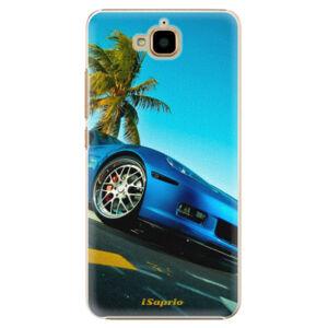 Plastové pouzdro iSaprio - Car 10 - Huawei Y6 Pro
