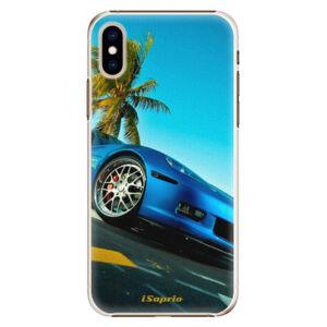 Plastové pouzdro iSaprio - Car 10 - iPhone XS
