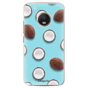 Plastové pouzdro iSaprio - Coconut 01 - Lenovo Moto G5 Plus