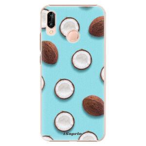Plastové pouzdro iSaprio - Coconut 01 - Huawei P20 Lite
