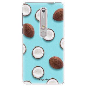 Plastové pouzdro iSaprio - Coconut 01 - Nokia 6.1