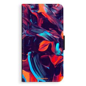 Flipové pouzdro iSaprio - Color Marble 19 - Huawei P10 Plus