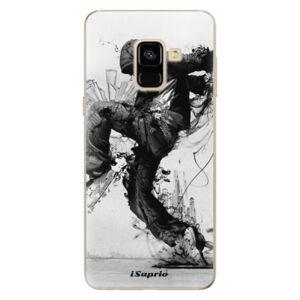 Odolné silikonové pouzdro iSaprio - Dance 01 - Samsung Galaxy A8 2018