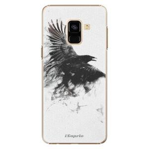 Plastové pouzdro iSaprio - Dark Bird 01 - Samsung Galaxy A8 2018
