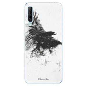 Odolné silikonové pouzdro iSaprio - Dark Bird 01 - Huawei P Smart Pro
