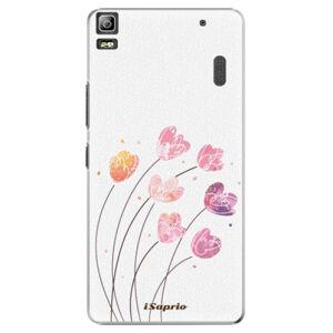 Plastové pouzdro iSaprio - Flowers 14 - Lenovo A7000