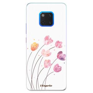 Silikonové pouzdro iSaprio - Flowers 14 - Huawei Mate 20 Pro