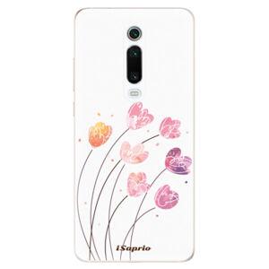 Odolné silikonové pouzdro iSaprio - Flowers 14 - Xiaomi Mi 9T Pro