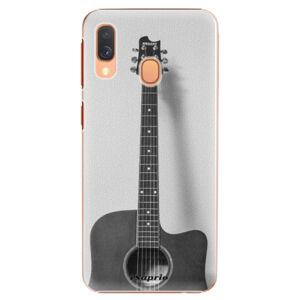 Plastové pouzdro iSaprio - Guitar 01 - Samsung Galaxy A40