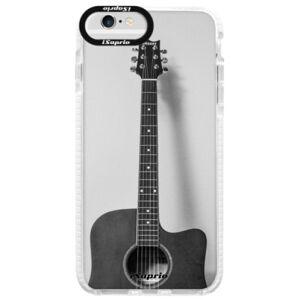 Silikonové pouzdro Bumper iSaprio - Guitar 01 - iPhone 6/6S