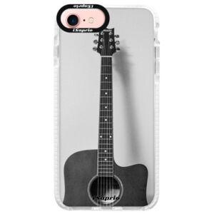 Silikonové pouzdro Bumper iSaprio - Guitar 01 - iPhone 7