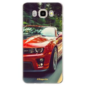 Odolné silikonové pouzdro iSaprio - Chevrolet 02 - Samsung Galaxy J5 2016