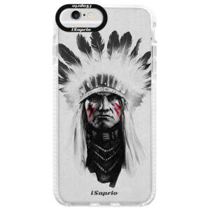 Silikonové pouzdro Bumper iSaprio - Indian 01 - iPhone 6/6S