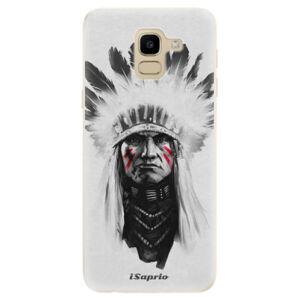 Odolné silikonové pouzdro iSaprio - Indian 01 - Samsung Galaxy J6