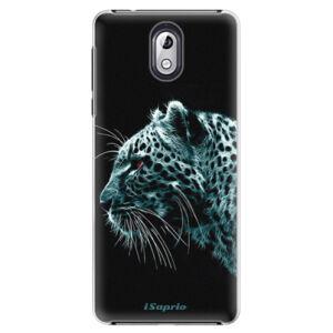 Plastové pouzdro iSaprio - Leopard 10 - Nokia 3.1
