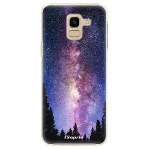 Plastové pouzdro iSaprio - Milky Way 11 - Samsung Galaxy J6