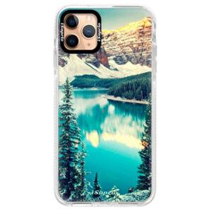 Silikonové pouzdro Bumper iSaprio - Mountains 10 - iPhone 11 Pro Max