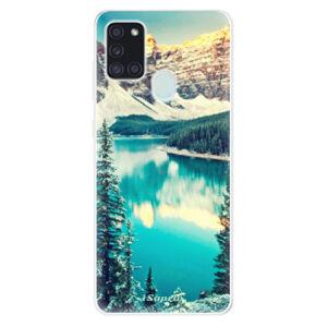 Odolné silikonové pouzdro iSaprio - Mountains 10 - Samsung Galaxy A21s