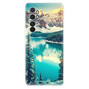Odolné silikonové pouzdro iSaprio - Mountains 10 - Xiaomi Mi Note 10 Lite