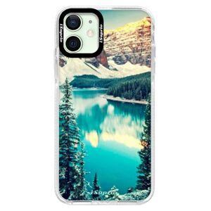 Silikonové pouzdro Bumper iSaprio - Mountains 10 - iPhone 12 mini