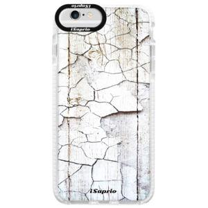 Silikonové pouzdro Bumper iSaprio - Old Paint 10 - iPhone 6/6S