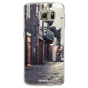 Plastové pouzdro iSaprio - Old Street 01 - Samsung Galaxy S6 Edge