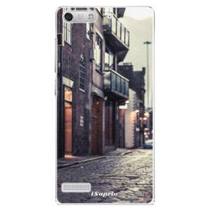 Plastové pouzdro iSaprio - Old Street 01 - Huawei Ascend G6