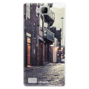 Plastové pouzdro iSaprio - Old Street 01 - Huawei Honor 3C