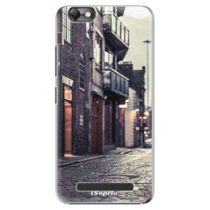 Plastové pouzdro iSaprio - Old Street 01 - Lenovo Vibe C