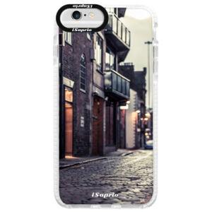 Silikonové pouzdro Bumper iSaprio - Old Street 01 - iPhone 6/6S