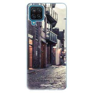 Odolné silikonové pouzdro iSaprio - Old Street 01 - Samsung Galaxy A12