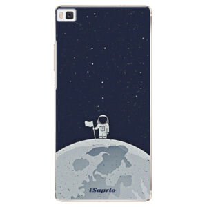 Plastové pouzdro iSaprio - On The Moon 10 - Huawei Ascend P8