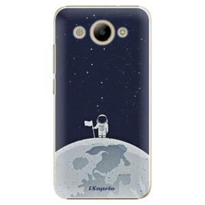 Plastové pouzdro iSaprio - On The Moon 10 - Huawei Y3 2017