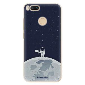 Plastové pouzdro iSaprio - On The Moon 10 - Xiaomi Mi A1