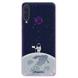 Odolné silikonové pouzdro iSaprio - On The Moon 10 - Huawei Y6p