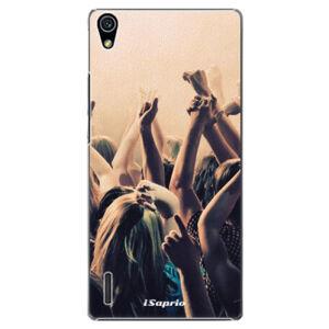 Plastové pouzdro iSaprio - Rave 01 - Huawei Ascend P7