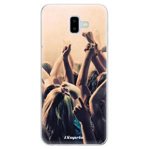 Odolné silikonové pouzdro iSaprio - Rave 01 - Samsung Galaxy J6+