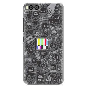 Plastové pouzdro iSaprio - Text 03 - Xiaomi Mi6