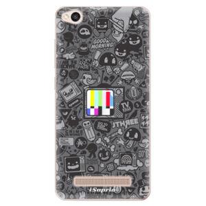 Odolné silikonové pouzdro iSaprio - Text 03 - Xiaomi Redmi 4A
