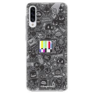 Plastové pouzdro iSaprio - Text 03 - Samsung Galaxy A30s