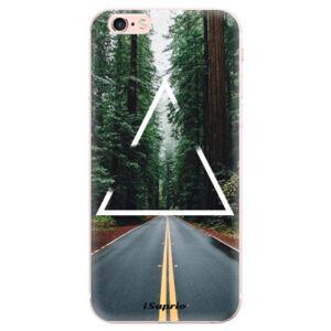 Odolné silikonové pouzdro iSaprio - Triangle 01 - iPhone 6 Plus/6S Plus