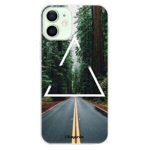 Odolné silikonové pouzdro iSaprio - Triangle 01 - iPhone 12